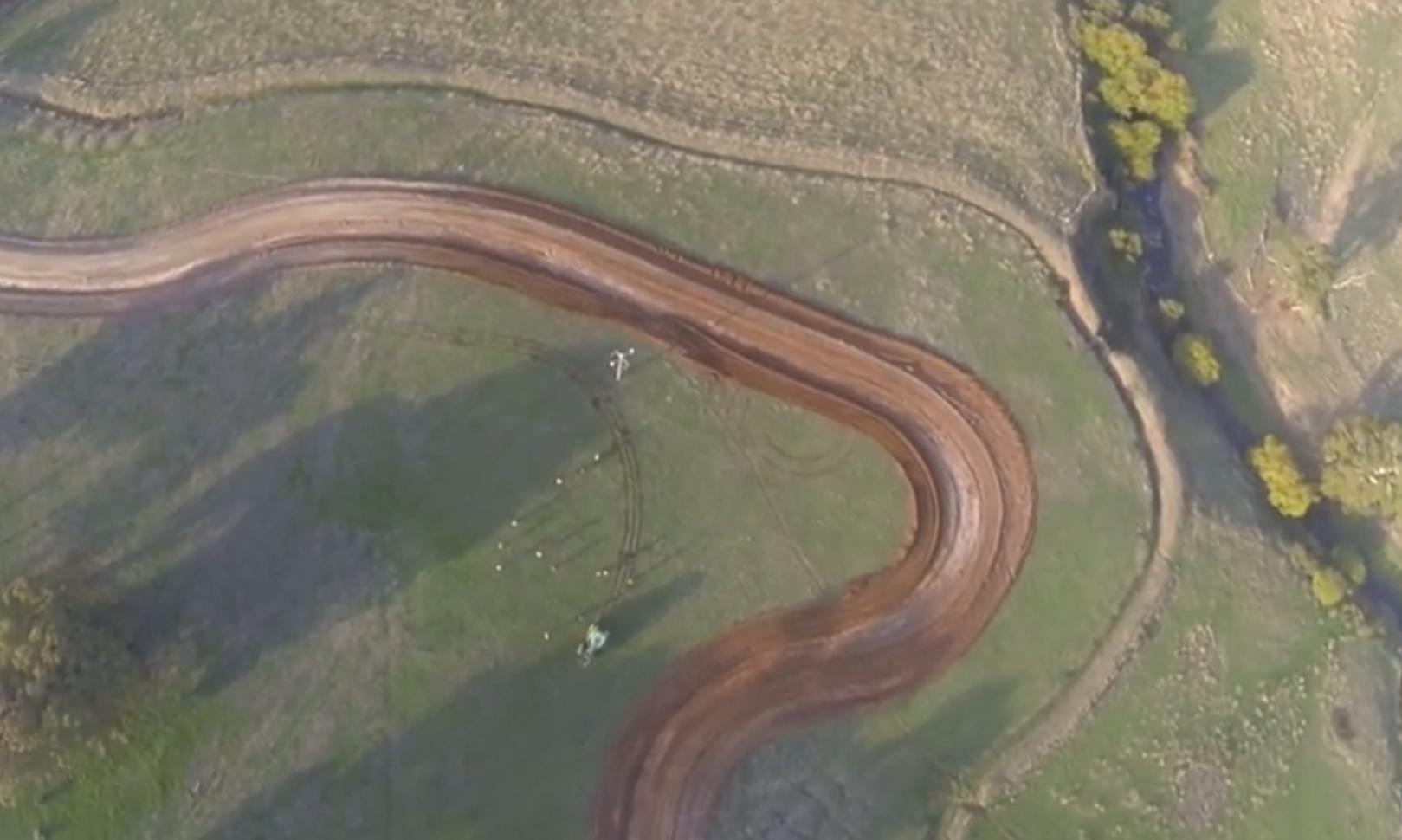 Yandoit New Driveway
